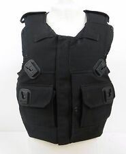 FEMALE X Police Aegis L2 Stab Bullet Proof Protective Body Armor Vest UK 16 Tall