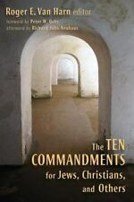 (New) The Ten Commandments for Jews, Christians, and Others