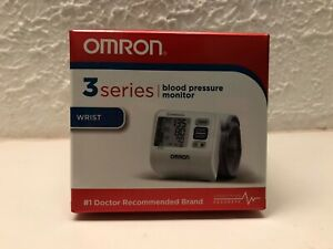 Omron 3 series blood pressure monitor Automatic Model BP629 New