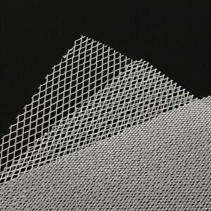 Hot Aluminium Modelling Wire Mesh Fine Medium And Coarse Sheets 25 x 20cm Crafts