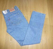 Bnwt Authentique Levi's 511 Jeans bleu clair, W36 L34, Bnwt