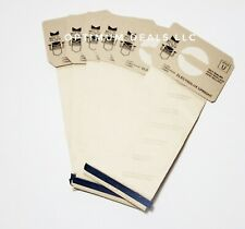 6 Aerus Electrolux Style U Replacement 4 PLY Vacuum Bags Fits ProTeam Upright