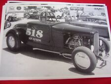 1932 FORD ROADSTER MODIFIED RACER  12 X 18 LARGE PICTURE  PHOTO