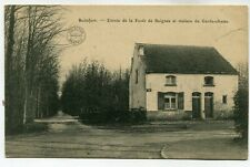 CPA - Carte Postale - Belgique - Boitsfort - Entrée de la Forêt de Soignes