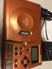 Tascam Phrase Trainer plays Cd's ,slows them down and maintains pitch