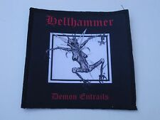 HELLHAMMER DEMON ENTRAILS SUBLIMATED PATCH