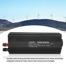 Power Inverter 1000W 12V A 220V Onda Sinusoidale Pura Potenza Convertitore USB