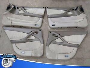 Holden WK interior Statesman  door trim set