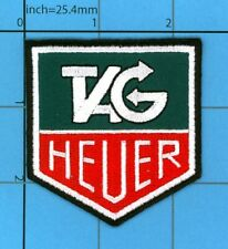 TAG HEUER Iron on Patch F1 racing SPORTS watches B68 QUALITY