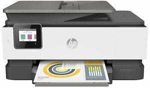HP OfficeJet Pro 8025 All-In-One Inkjet Printer