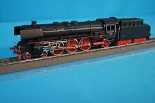 Marklin 3048 DB Locomotive with Tender Br 01 Black vers 5 Smoke
