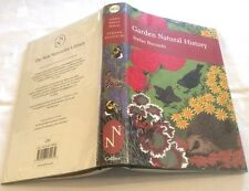 Stefan Buczacki Garden Natural History (NN 102) ** Mint Copy **
