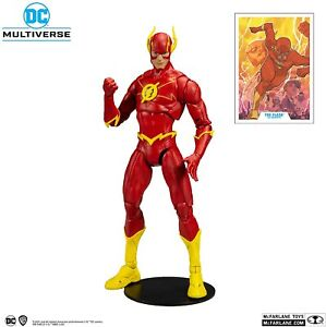 "DC Multiverse The Flash: DC Rebirth 7"" Action Figure - McFarlane - IN STOCK"
