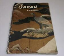 Japan Pictorial 1955 Rare English Language Book.Japan Travel Bureau.Nippon