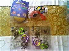 Burger King Toys Mixed Bundle Sealed x 4 All New