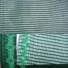 Filet d'ombrage à 50%, vert , 3m de large, Vendu au mètre