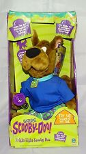 Scooby Doo Fright Light Plush Animated Talking Open Description For Video Of Him