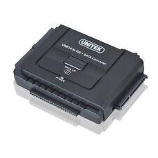 """USB 3.0 Adaptateur Convertisseur pour Disque Dur 2.5"""" 3.5"""" IDE SATA"""