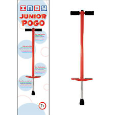 Indy Junior Jumping Po-Go Stick (PoGo) - RED model - For Children