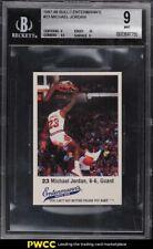 1987 Bulls Entenmann's Michael Jordan #23 BGS 9 MINT