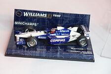 F1 MINICHAMPS WILLIAMS BMW FW24 MONTOYA 1:43