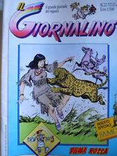 Giornalino n°22 1988 - Machiko Gino D'Antonio [G.302]