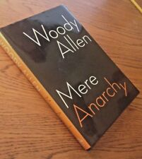 Mere Anarchy by Woody Allen - Hardcover with Dust Jacket
