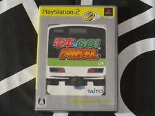 Playstation 2 PS2 Import Game Densha De Go ! Final Best Japan Region Locked