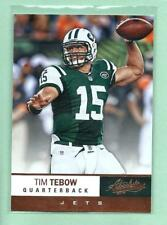 TIM TEBOW - 2012 Absolute - Card #40 - Jets - Combined Shipping