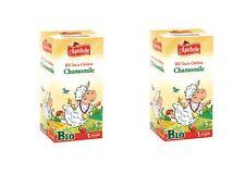 Camomille thé pour les bébés de 1st semaine de l'âge. Pack De 20 Filtre Intercal...