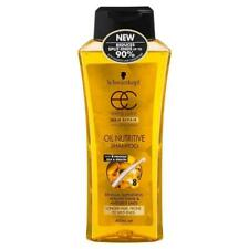 Schwarzkopf Extra Care Shampoo Nutritive Oil 400ML Prone to split-ends