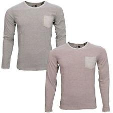 Gestreifte Langarm Herren-Freizeithemden & -Shirts aus Baumwolle