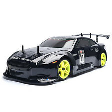 HSP 1/10 Drift Car Scale Models 4wd Power On Road Touring Racing Car