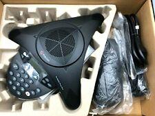 Polycom SoundStation 2 2201-16000-601 Expandable Conference Phone.