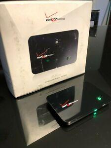 Verizon Wireless MiFi 2200 Wi-Fi3 G Black Mobile Hotspot w/Box NEW BATTERY!