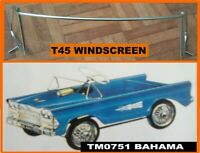 Tri-ang Vintage T45 Bahama  Pedal Car New Windshield Windscreen