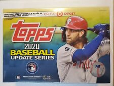 Topps MLB 2020 Baseball Update Series Trading Cards Pack (256 Cards)