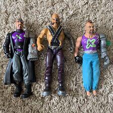 Dr X Doctor X Action Man Men Figures X3 Hasbro, Rare, Free Uk Post