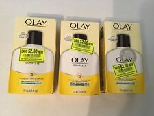 3 Olay Complete All Day Moisturizer w/ Sunscreen -Exp 02/20 - Sensitive-6 Oz