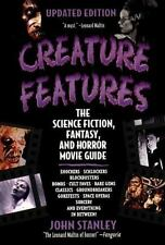 Creature Features : The Science Fiction, Fantasy, and Horror Movie Guide