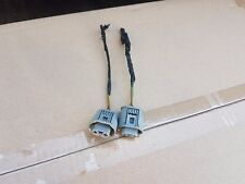 BMW E63 E70 X3 E46 E92 E60 M Sport FOG LIGHT PLUG HARNESS GREY HB4 BULB M3 M5