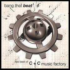 C + C MUSIC FACTORY - BANG THAT BEAT : BEST OF CD ~ CLIVILLES & COLE HITS *NEW*