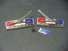 64 Falcon fender emblems Futura