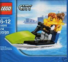 LEGO CITY Hafen 30015 JetSki mit 2 Figuren