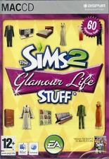 THE SIMS 2 GLAMOUR LIFE STUFF Pack di Espansione Mac OS 10.3.9 GIOCO NUOVO E SIGILLATO