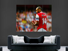 THIERRY HENRY CLASSIC FOOTBALL GIANT WALL POSTER ART PICTURE PRINT LARGE HUGE