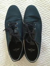 Creative Recreation Mens sneakers, size 10.5, navy blue