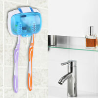UV Light Toothbrush Sterilizer Holder Sanitizer Cleaner Tool Wall-Mounted~PA  _