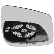 Right side for Mercedes Benz B Class (W245) 08-11 heated wing door mirror glass