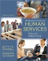 Introduction to Human Services: Policy and Practice by Mandell, Betty Reid Sc…